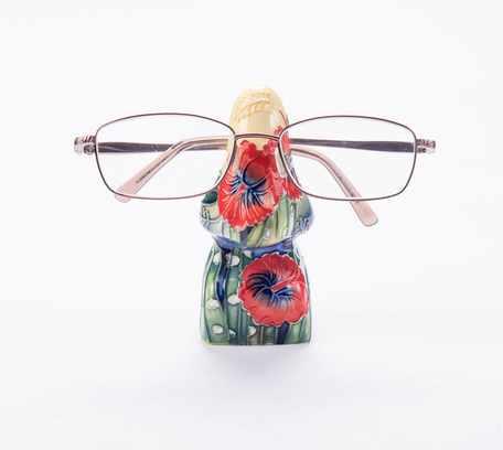 Hibiscus Specs Stand