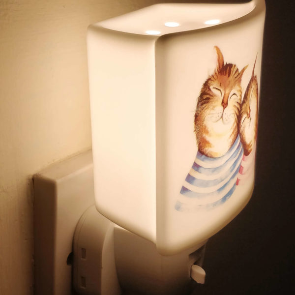 Cats Custom Night Light