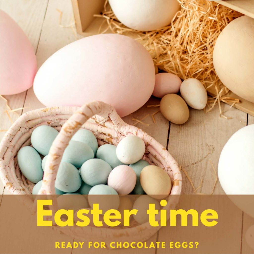A little post about Easter Celebrations