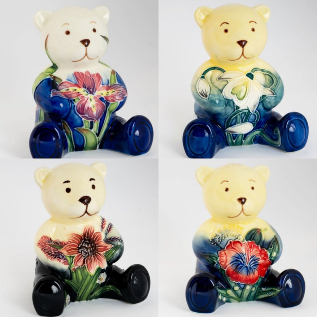 Read more about the article New additions – Teddy Bear Ornaments