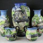 Old Tupton Ware Farmyard collection