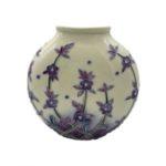 Old Tupton Ware Lavender pattern vase image