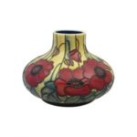 Photo of Old Tupton Ware Vase with Poppy flowers