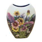 Old tupton ware summer bouquet Large Vase