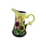 Old tupton ware summer bouquet jug